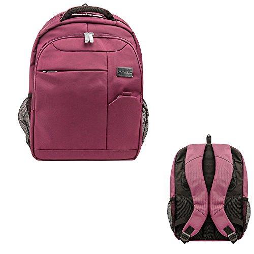 "Travel Laptop Bag Notebook Sleeve Pouch School Bag 12.5"" to 15.6"" for Lenovo Yoga / IdeaPad / ThinkPad / Flex 3 / ThinkPad X / Legion / Flex 4 / Samsung Odyssey / Notebook 5 / Chromebook 2 -  Vangoddy"