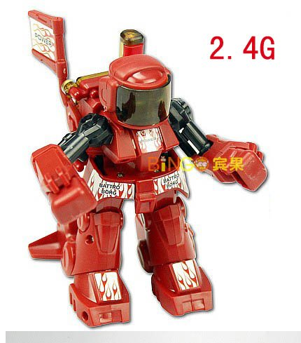 2.4G BATTROBORG 20 Remote Control Boxing Robot RC ROT ROBOTS RT@KTWJ03R