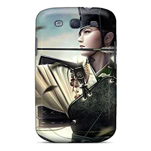 New Style Case Cover UXQGcLi3078rmHqL Medieval Archer Compatible With Galaxy S3 Protection Case