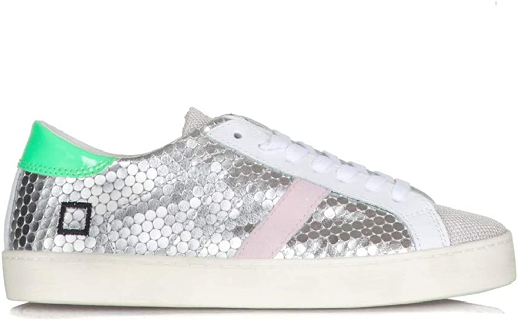 Date - Sneakers Donna Argento Hill Low