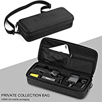 OSMO Mobile Bag, BASSTOP DJI OSMO Mobile Storage Carrying Case for DJI OSMO Mobile Handhold Gimbal and Accessories(Not for OSMO MOBILE 2)