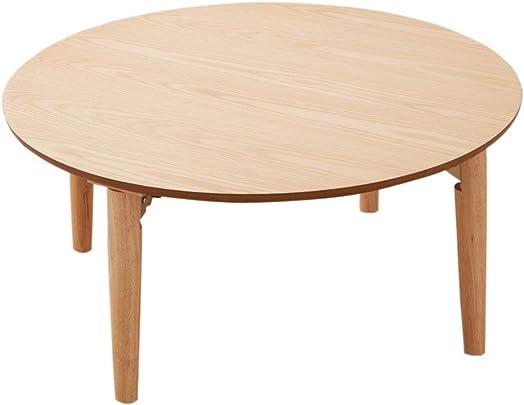 EMOOR Wooden Folding Coffee Table