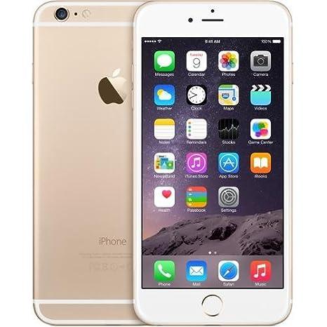 Celular Smartphone Apple Iphone 6 64gb Dourado - 1 Chip