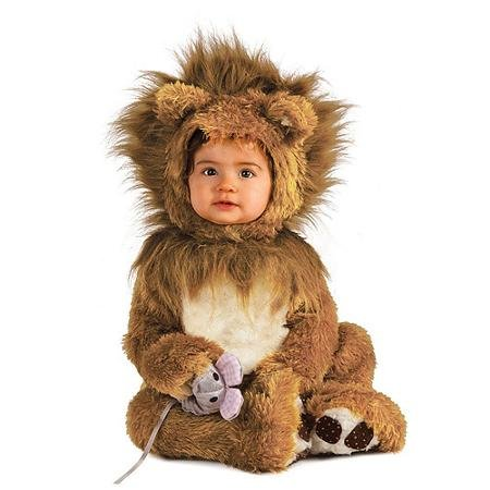 Rubies Lion Cub Infant Halloween Costume - Lion Costume Baby