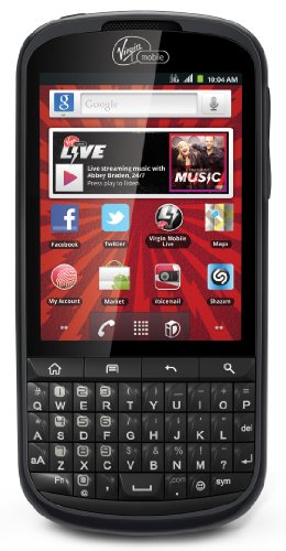 Venture Prepaid Android Virgin Mobile product image