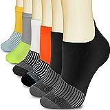 Copper Plantar Fasciitis Running Compression Socks