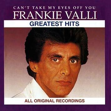 frankie valli cd greatest hits