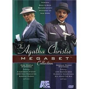 The Agatha Christie Megaset Collection (Miss Marple / Poirot) (2004)