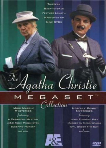 The Agatha Christie Megaset Collection (Miss Marple / Poirot) by A&E