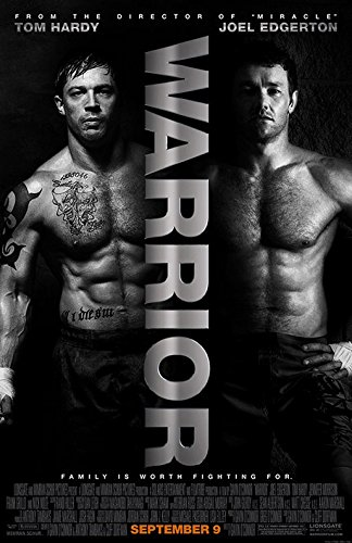 "Warrior - (24"" X 36"") Movie Poster"