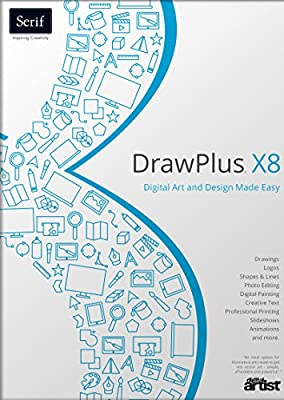 US Serif Software DrawPlus X8