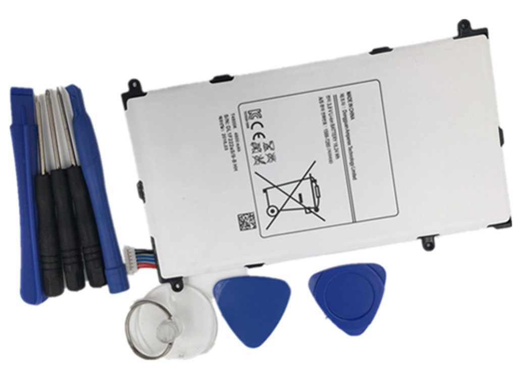 """New 4800mAh Battery For Samsung Galaxy Tablet Pro 8.4/"""" SM-T325 T320 T321 T4800E"""