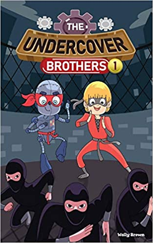 Amazon.com: The Undercover Brothers: Ninja Invasion (Book 1 ...