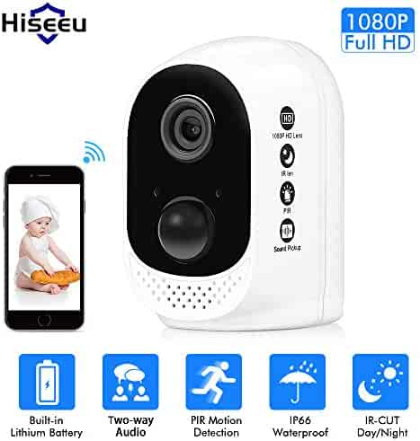 37b9ad7ae17 Baby Monitor Wireless Baby Monitor with Camera Home Two-Way Audio IR Night  Vision Motion