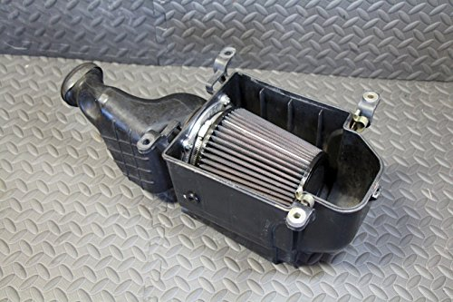 yfz 450 air intake - 5