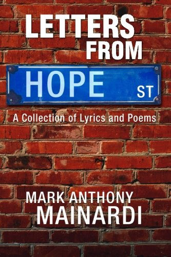 Letters From Hope Street: A Collection Of Lyrics And Poems