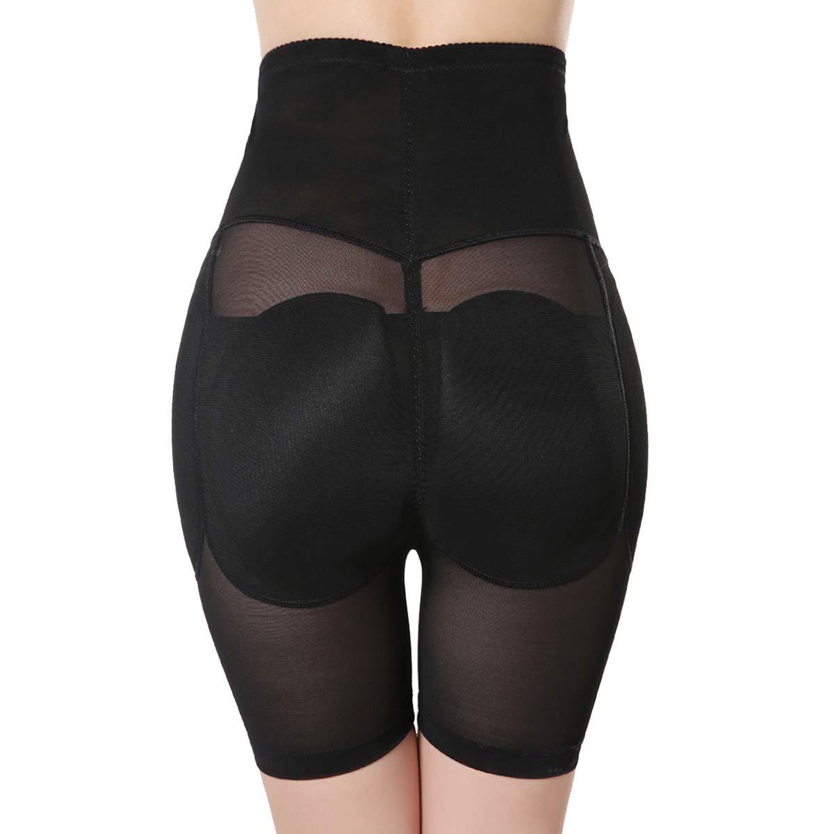 TOPMELON Women's Shapewear Butt Lifter Padded Panty Body Shaper