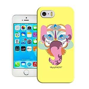 buythecases durable Animal cartoon figure Elephantsiphone 5 case for 5s