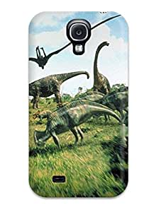 Tpu Fashionable Design Dinosaur Rugged Case Cover For Galaxy S4 New