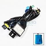 dual beam relay harness - O-NEX HID Relay Harness 9007 (HB5 9004) 12V 35W/55W Bi-Xenon Hi/Lo H/L Wiring Controller