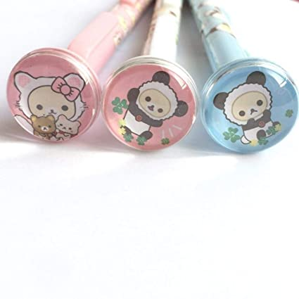 0.5mm Cute Kawaii Mechanical Pencil Automatic Pen For Student School Stationery