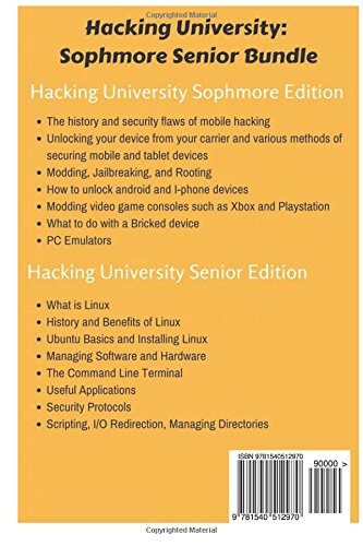 Hacking University: Mobile Phone & App Hacking And Complete
