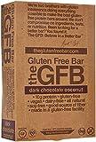 The GFB Gluten Free Bar - Dark Chocolate Coconut - 2.05 Ounces - 12 Pack
