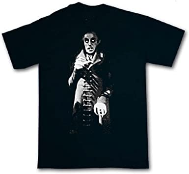 NOSFERATU Movie Poster 1 Black T Shirt