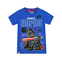 Lego Star Wars Boys Lego Darth Vader T-Shirt