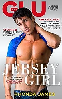 Jersey Girl: (Sticks & Hearts Book 1) by [James, Rhonda]