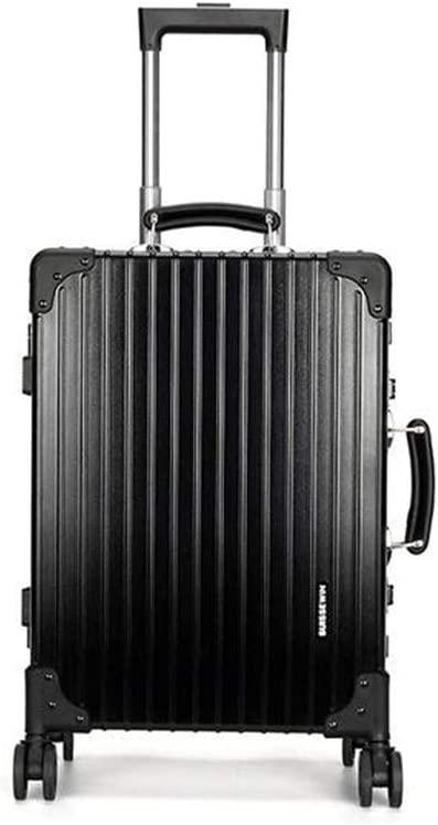 Qzny Suitcase Color : A, Size : 40.522.559cm Check-in Suitcase Travel Bag Women Men Hand Bag Luggage Holdall Bag Hardshell Boarding The Chassis Holiday Business Trips