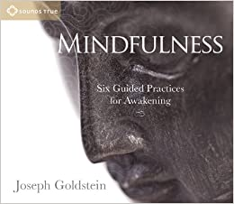 Amazon mindfulness six guided practices for awakening flip to back flip to front fandeluxe Images