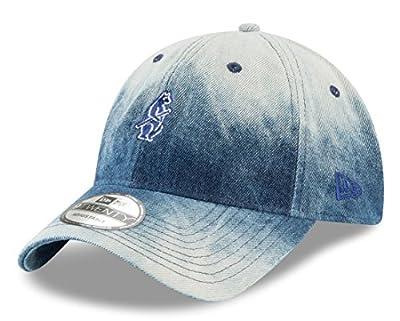 """Chicago Cubs New Era MLB 9Twenty Cooperstown """"Denim Wash"""" Adjustable Hat - 1914 from New Era"""