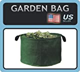 Gardening Container and Garden Waste Bag