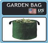 Gardening Container and Garden Waste Bag