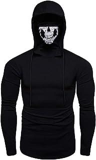Men-Sweatshirts & Hoodies -  Felpa - Manica Lunga - Uomo