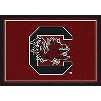 South Carolina Gamecocks NCAA College Team Spirit Team Area Rugs