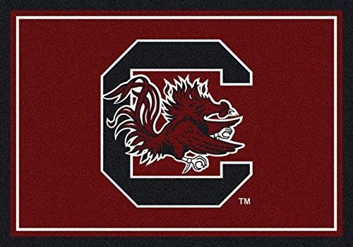 American Floor Mats South Carolina Gamecocks NCAA College Team Spirit Team Area Rug 3'10