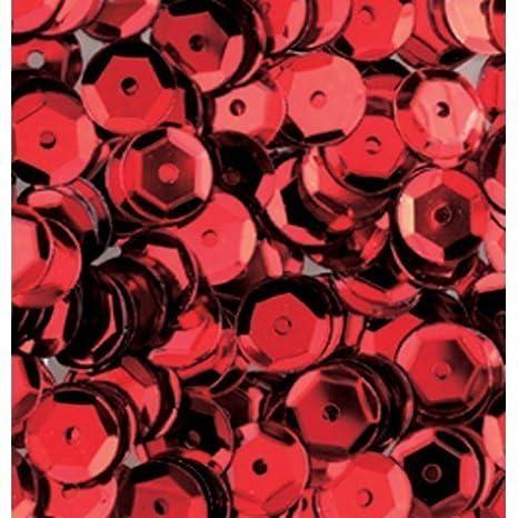 1400st/ück 15gr 6mm gew/ölbt bastelkoerble /® Pailletten basteln in Tuerkis