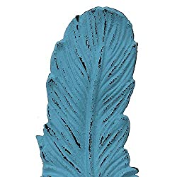 Stоnеbriаr Home Decor Decorative Blue Feather C