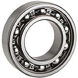 NTN Bearing 6903C3 Single Row Deep Groove Radial Ball Bearing, C3 Clearance, Steel Cage, 17 mm Bore ID, 30 mm OD, 7 mm Width, Open