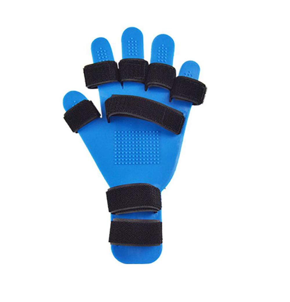 ZZF Fingerorthese, Fingerseparator, Fingerschiene, Medizinische Trainingsgeräte, Hemiplegie-Rehabilitation