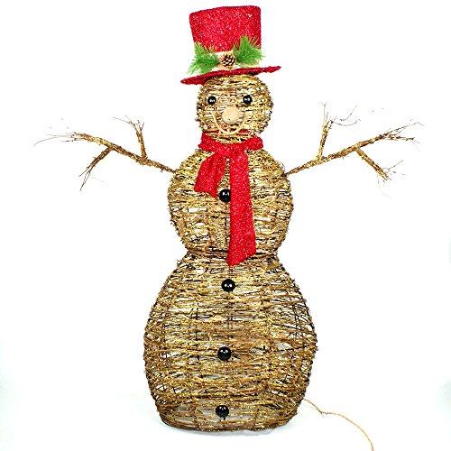 (US SHIPPING)Favson Big Snowman Christmas Light-Decor for (Big Snowman)