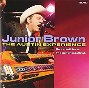 Live At The Continental Club, The Austin Experience