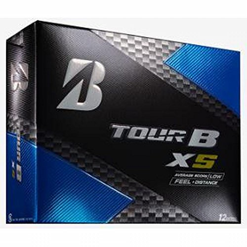 Bridgestone Tour B-XS Golf Balls (24pk, 2018) Amateur Avg