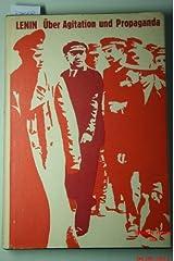 Über Agitation und Propaganda. Sammelband. Hardcover