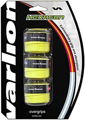 Varlion Hexagon - Overgrip de pádel, color amarillo flúor: Amazon ...