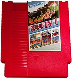 Amazon com: Cool 400 In 1 DIY 72 pins 8 bit Game for NES