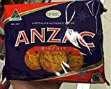 Anzac Cookies Authentic Biscuits 300g Australian