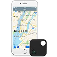 Ivishow Cube Key Finder Trackable Tag, Phone Finder with Bluetooth Remote Control, Mini GPS Locator Tracker Device [0-30M Anti-Theft Burglar Alarms] for Cars Hidden, Wallet, Pet, Keychain, luggage